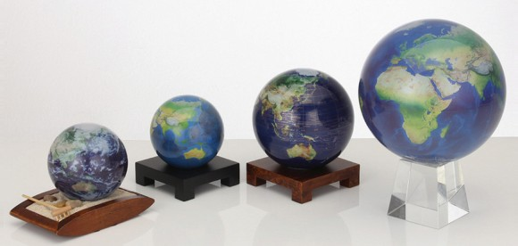A range of alternative bases for our Mova Globes