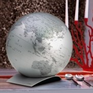 Specialty Globe - Capital Q Silver