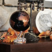 Perpetual Motion Globes