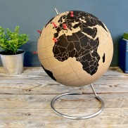 Pinnable Globes