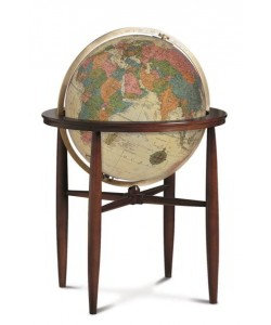 Finley World Globe