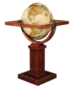Wright Floor World Globe