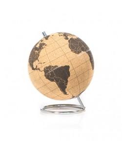 Cork Mini World Globe