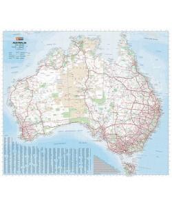 Australian Wall Maps