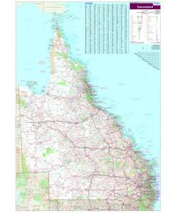 Australian State Wall Maps