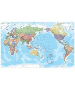 World Wall Maps