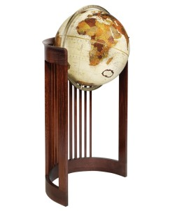Barrel World Globe