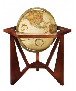 San Marcos World Globe