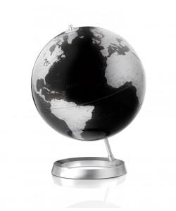 Vision Black World Globe
