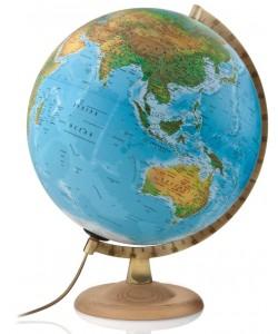 Classic B4 Physical World Globe