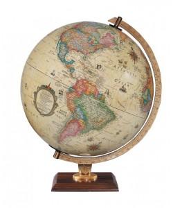 Carlyle World Globe