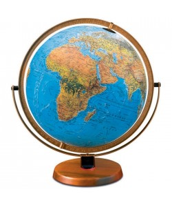 Attache World Globe