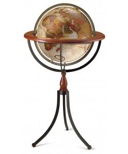 Santa Fe World Globe