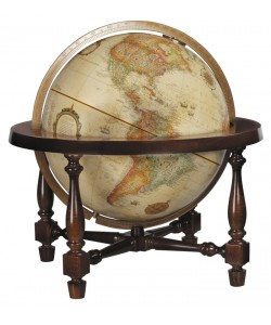 Colonial World Globe