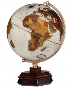 Usonian Frank Lloyd Wright Collection World Globe