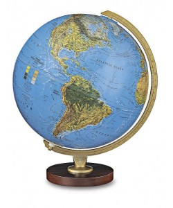Livingston (Replogle) World Globe
