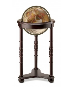 Lancaster Bronze World Globe