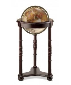 Lancaster Bronze World Globe