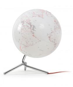 Nodo Lamp World Globe