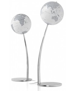 Stem World  Floor Globe