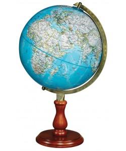 Hudson (National Geographic) World Globe