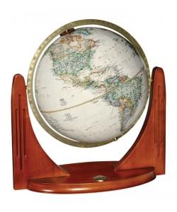 Compass Star World Globe