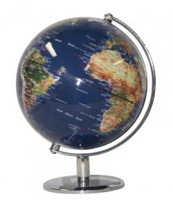 Blue Ocean Satellite Globe 20cm MS-108MB-P