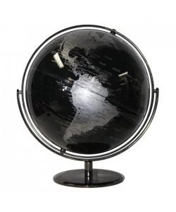 Heritage Black Ocean 20cm World Globe MS-108G7BB-B