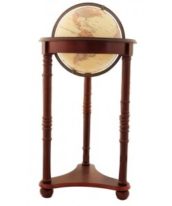 Heritage Floor World Globe MS-9736S-12