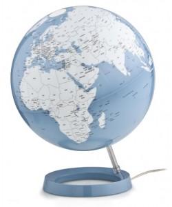 Light & Colour Azure World Globe