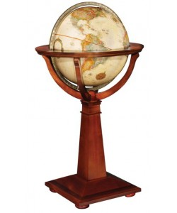 Logan World Globe
